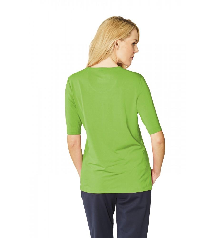 Must-have Shirt Rundhals Halbarm 10002-512 back