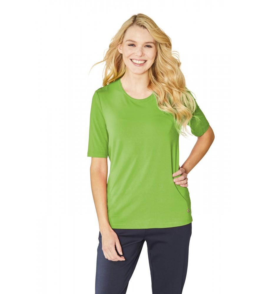 Must-have Shirt Rundhals Halbarm 10002-512 front