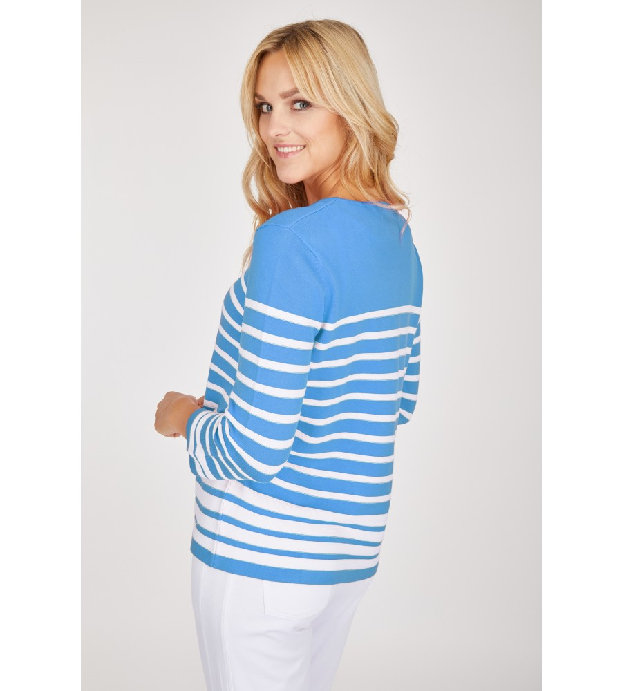 Pullover 10018-683 back