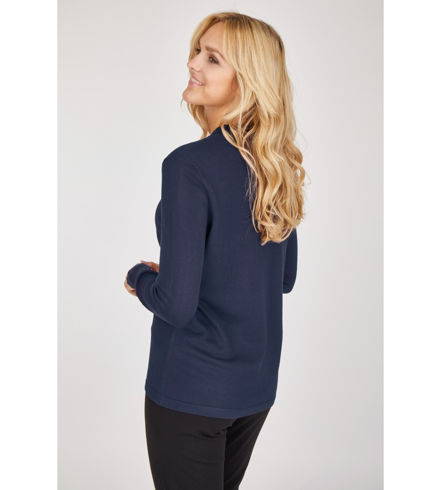 Pullover langarm 17762-1-609 back