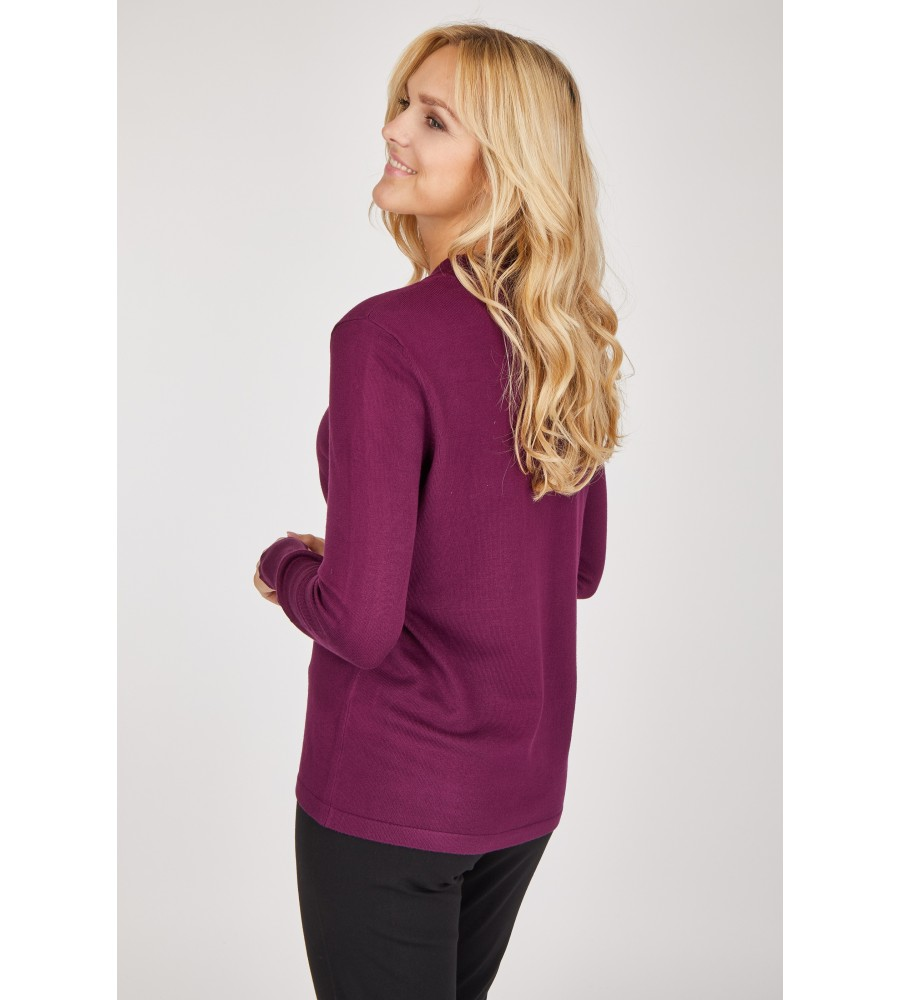 Pullover langarm 17762-1-713 back