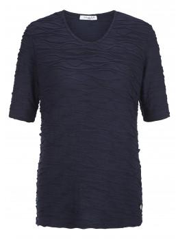 Shirt mit Ziernähten