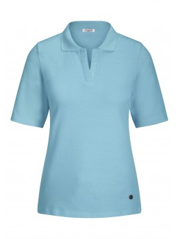 """Einfarbiges Polo """"Basic Deluxe"""""""