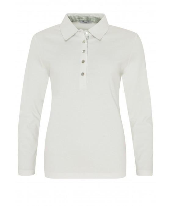 Sportliches Poloshirt 18092-202 front