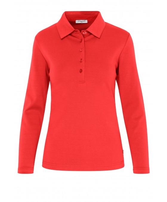 Sportliches Poloshirt 18092-358 front