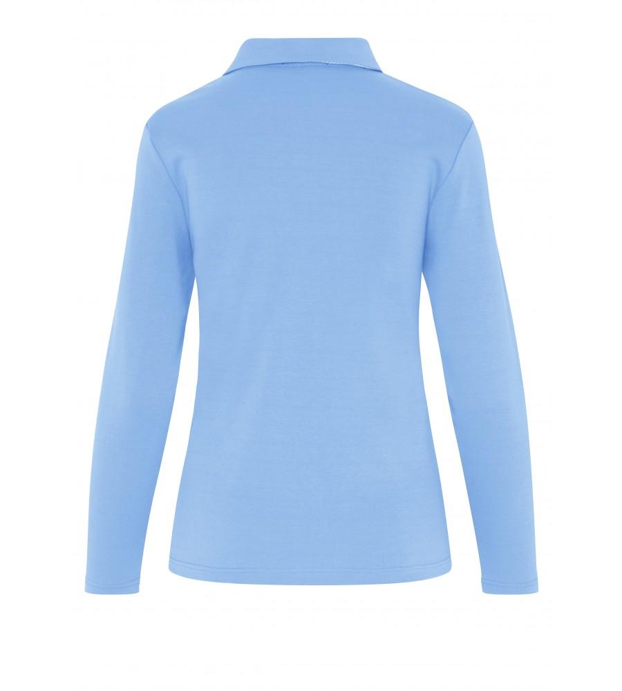 Sportliches Poloshirt 18092-604 back