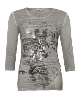 Trendiges Shirt kaltgewaschen