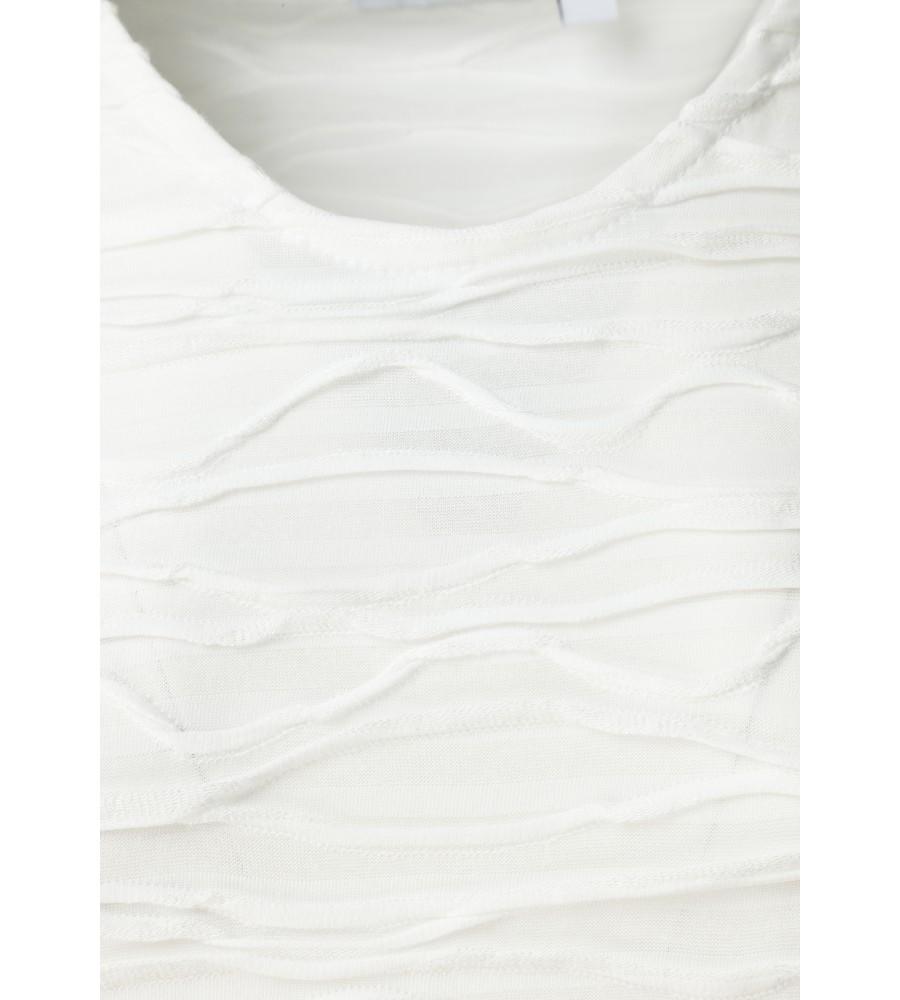 Attraktives Shirt mit Wellenstruktur 18172-202 detail1