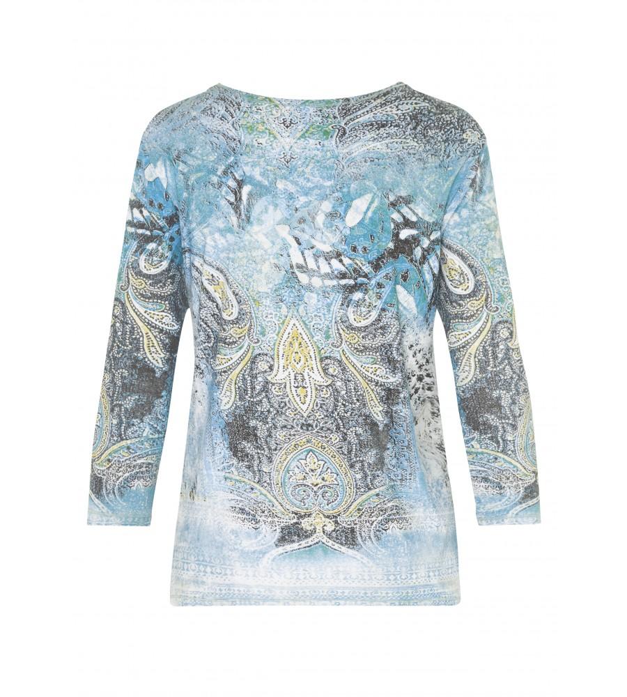 Modisches Shirt mit Exklusivdruck 18203-990 back