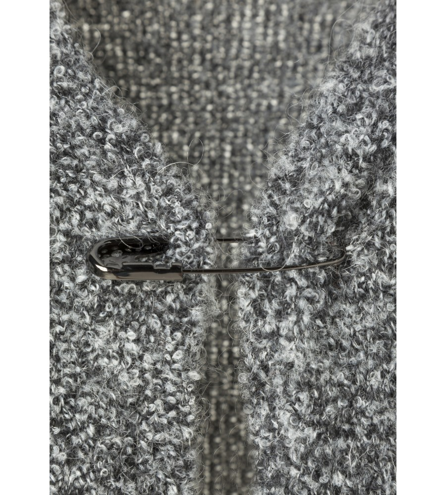 Topaktuelle Long Strickjacke 18204-104 detail1
