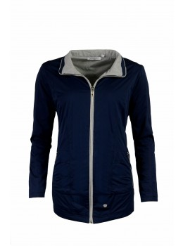 Sportive Jacke bi elastisch