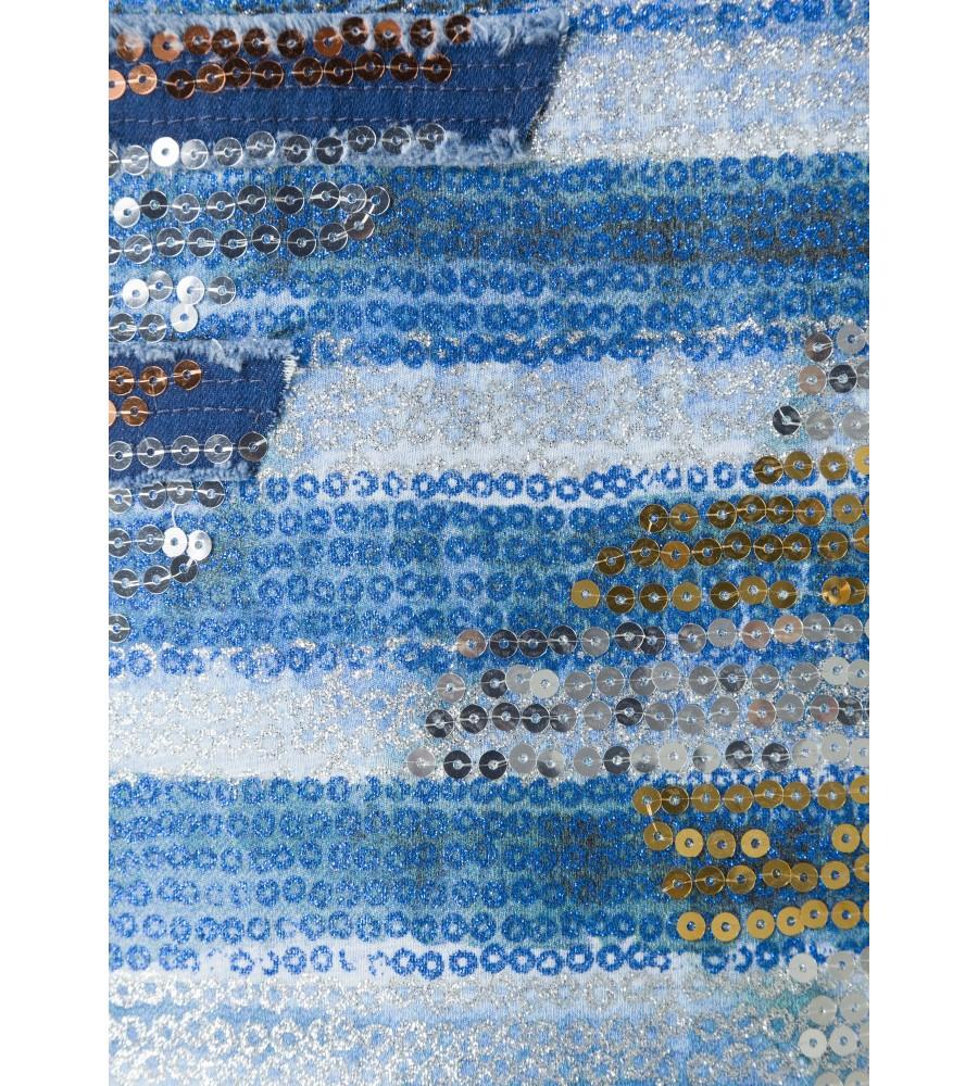 Trendiges Shirt mit Pailletten 18260-614 detail1