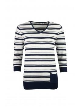 Maritimer Pullover