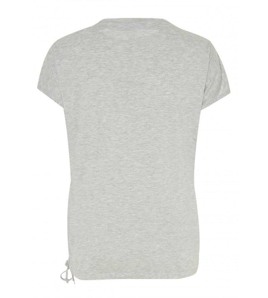 Brandaktuelles Shirt mit Metallic-Print 18350-109 back