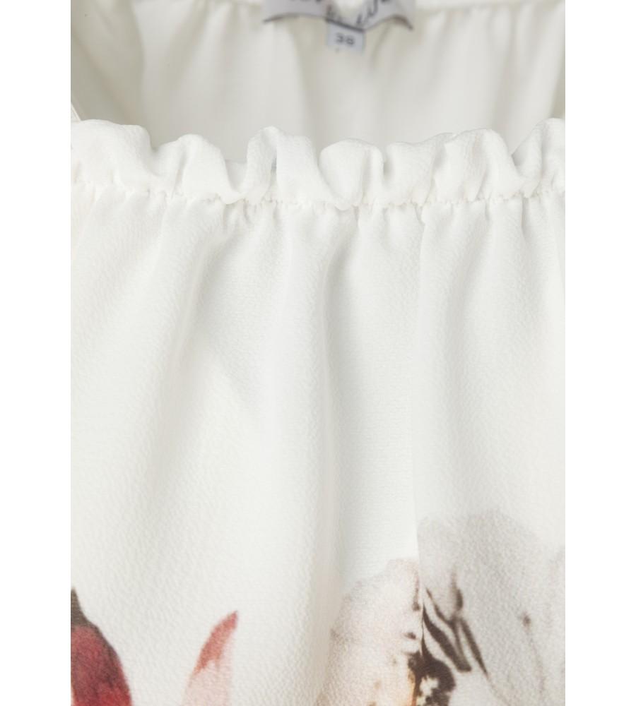 Modische Bluse im Carmen Stil 18373-202 detail1