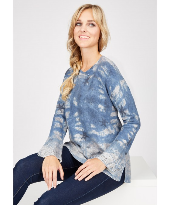 Pullover langarm 18398-663 front