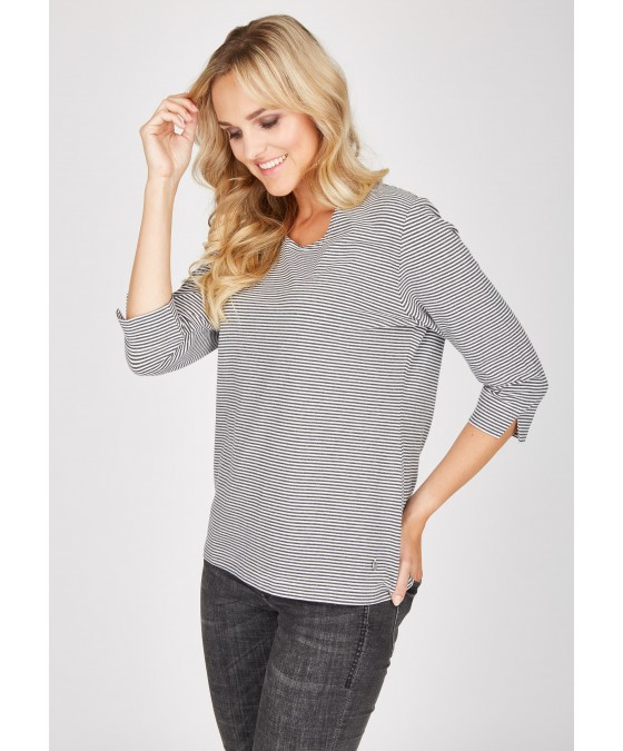 Shirt 3/4 Arm 18457-202 front