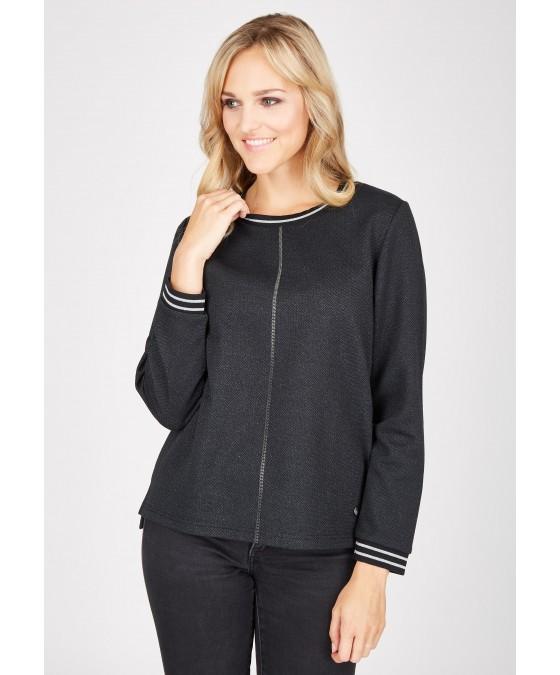 Sweatshirt langarm 18467-102 front