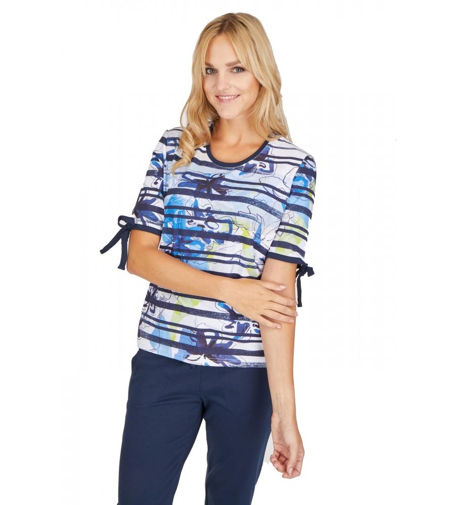 Shirt Jersey Baumwolle 18524-683 front