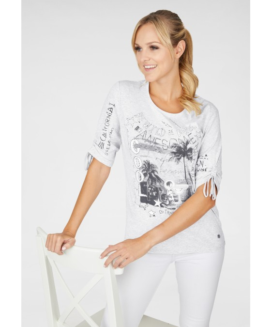 Shirt Jersey Baumwolle 18529-200 front