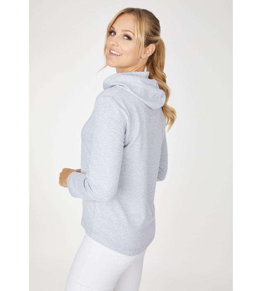 Sweatshirt mit Kapuze 18556-106 back