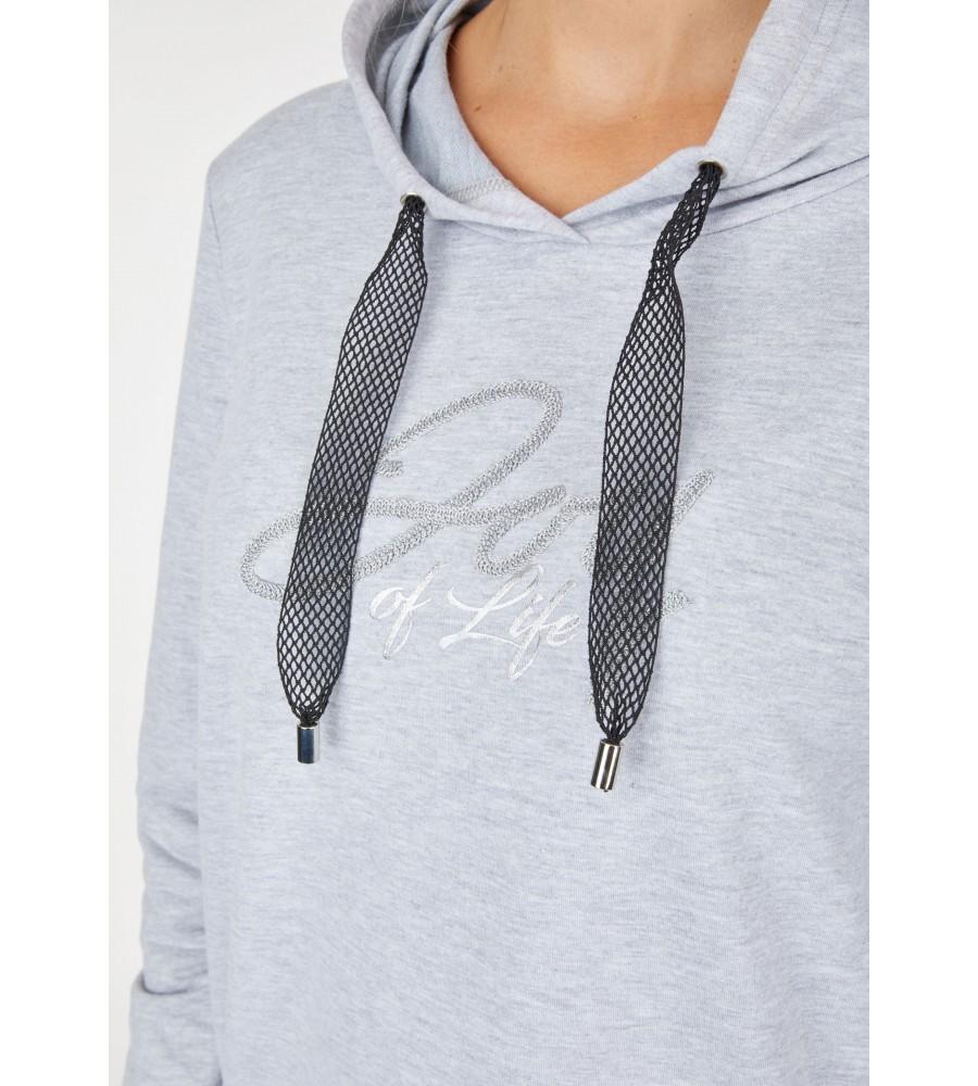 Sweatshirt mit Kapuze 18556-106 detail1
