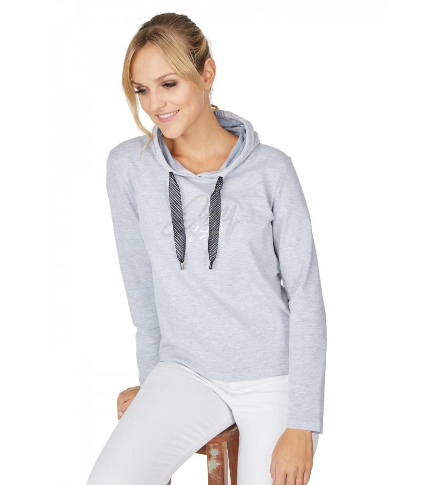 Sweatshirt mit Kapuze 18556-106 front