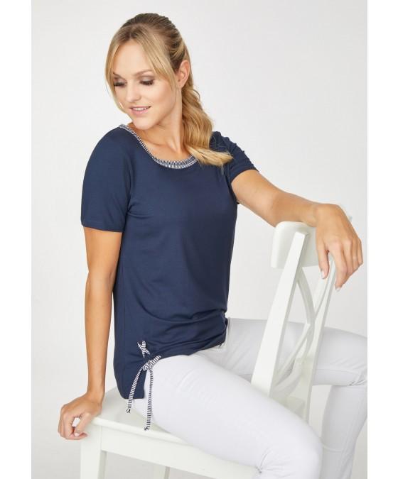 Shirt Jersey Viskose Stretch 18603-609 front