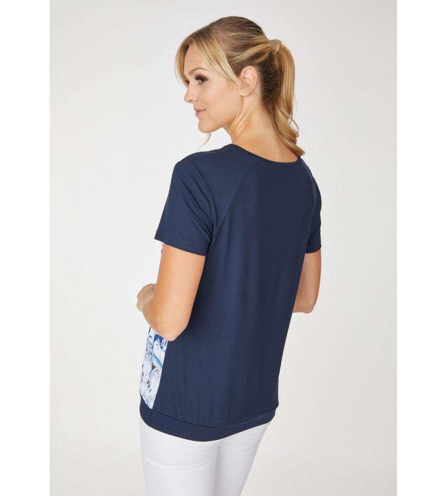 Blusenshirt Blousonform 18605-609 back