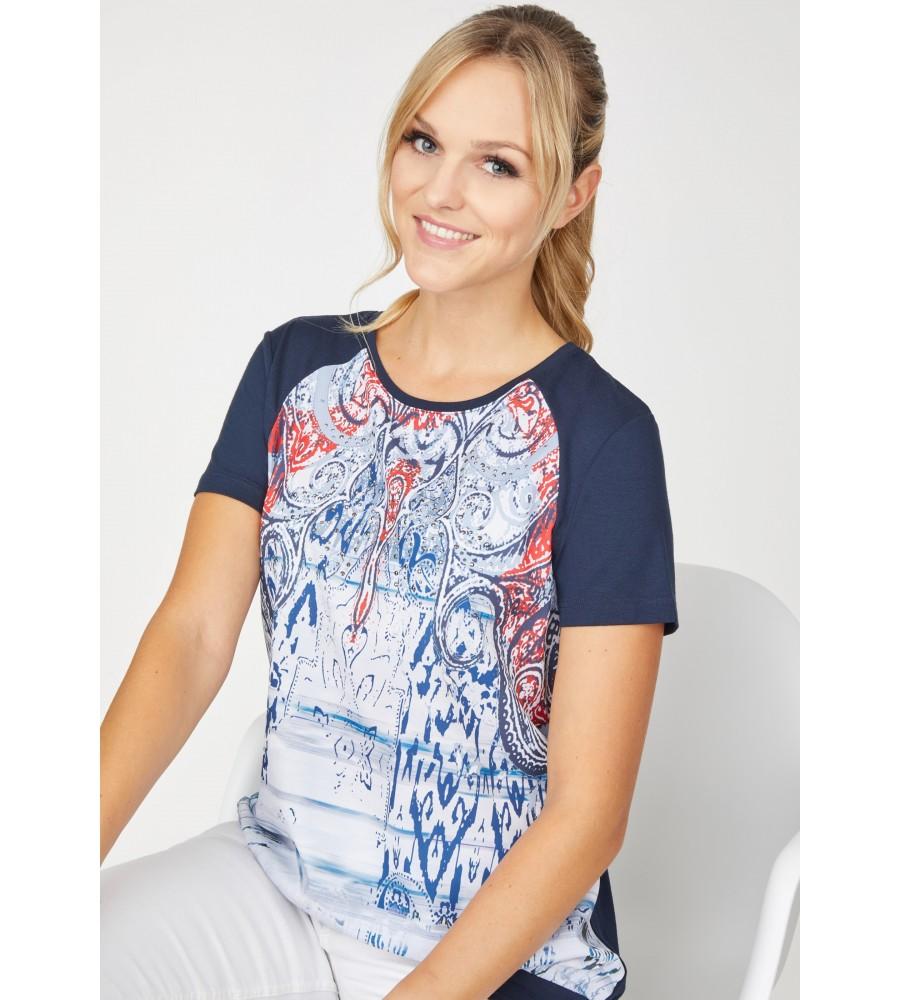 Blusenshirt Blousonform 18605-609 front