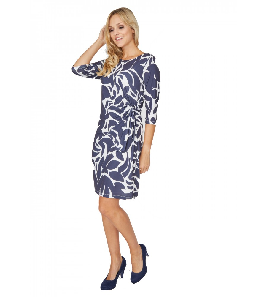 Kleid Easy Care Jersey 18622-634 front