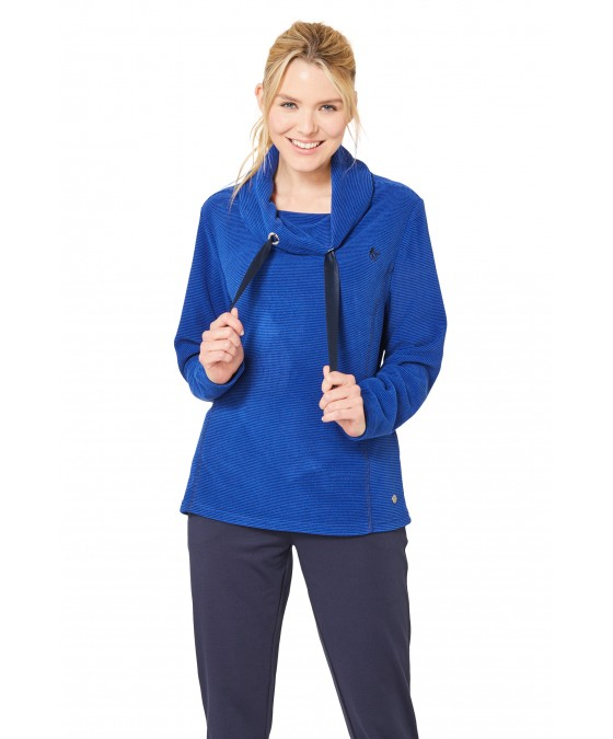 Micro-Fleeceshirt 18654-630 front