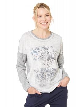 Leicht-Sweatshirt