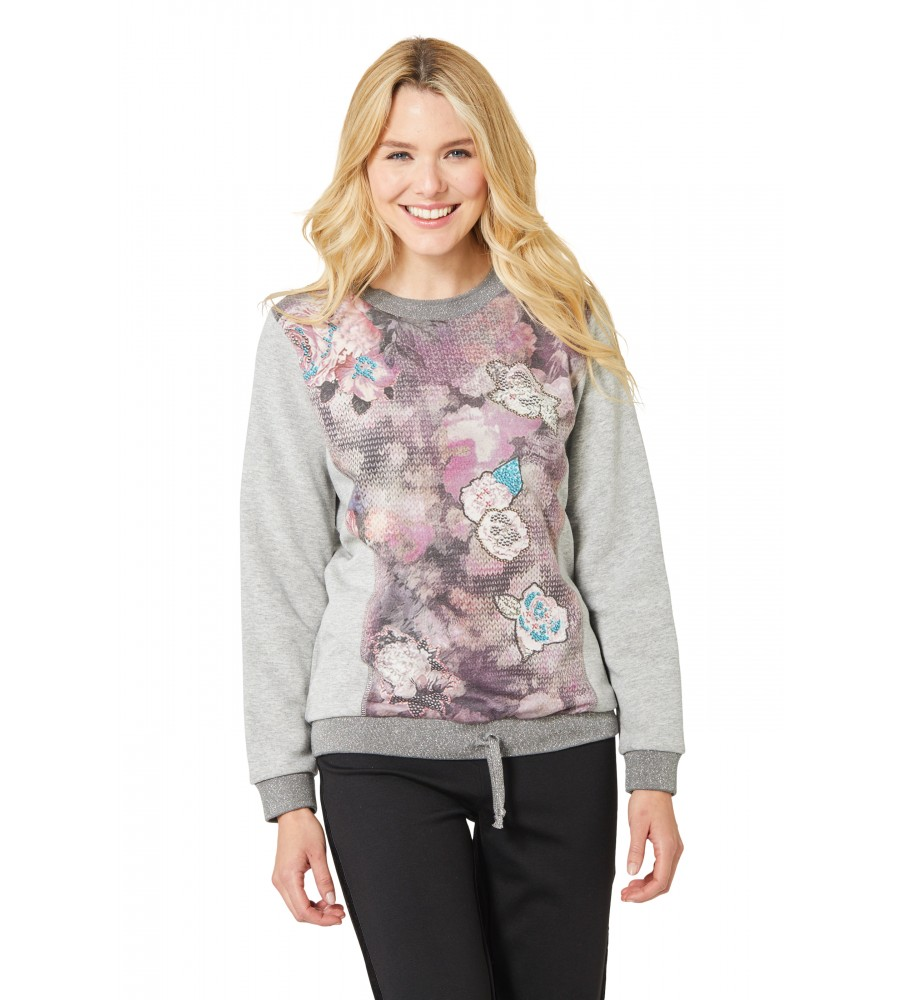 Edles Sweatshirt 18731-704 front