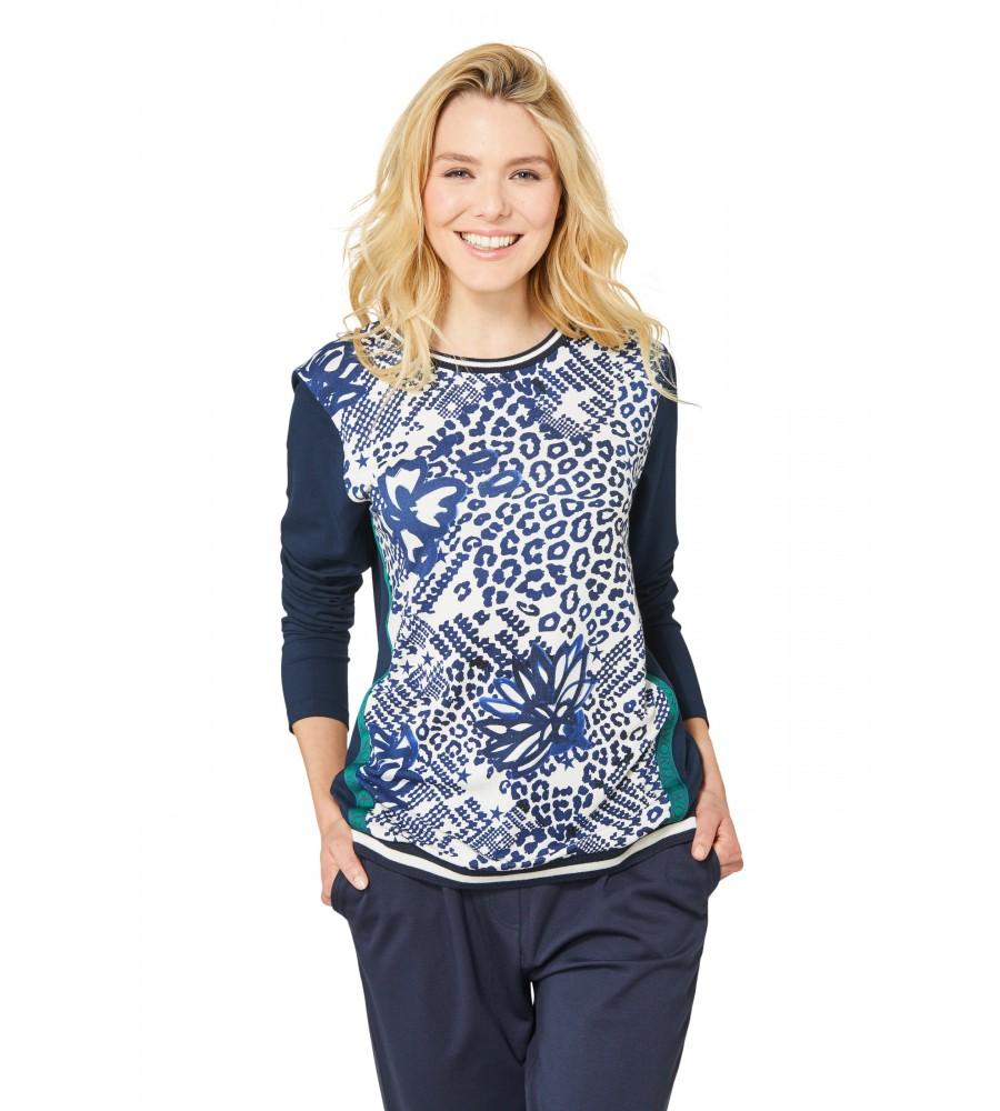 Shirt langarm 18733-609 front
