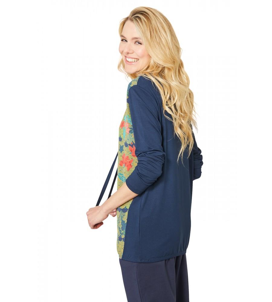 Shirt langarm 18735-416 back