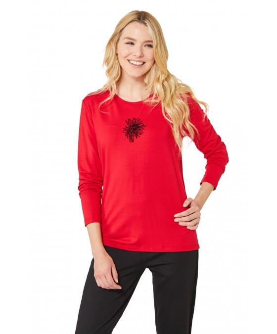 Shirt langarm 18741-369 front