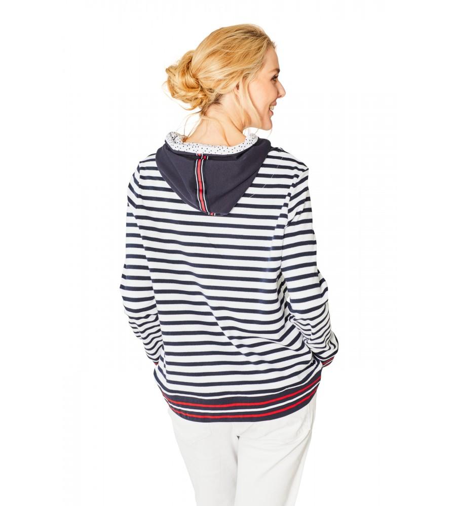 Stay Fresh Kapuzensweatshirt Langarm 18768-609 back