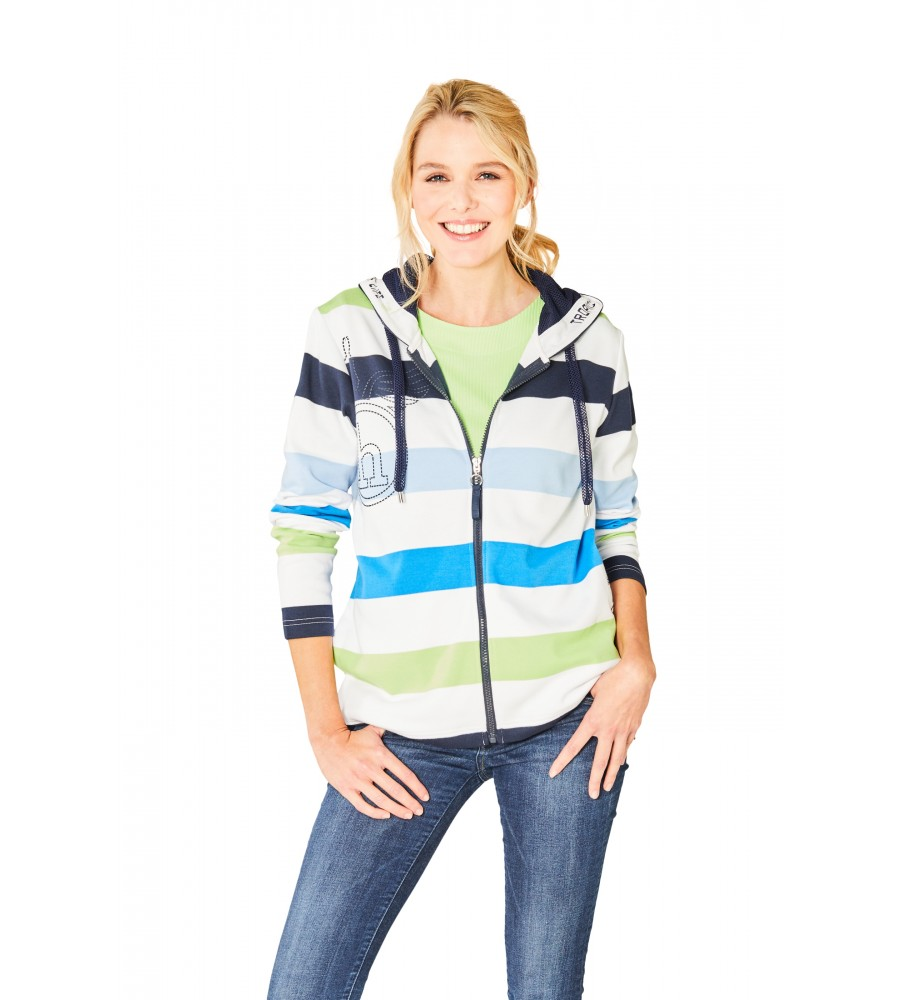 Stay Fresh Sweatjacke Langarm 18807-631 front