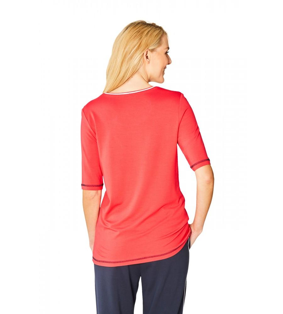 Hochwertiges Shirt Halbarm 18880-343 back