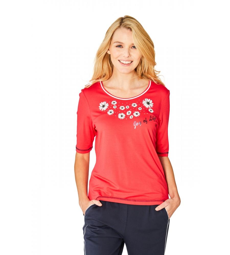 Hochwertiges Shirt Halbarm 18880-343 front