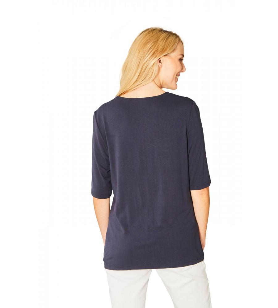 Hochwertiges Shirt Halbarm 18891-609 back