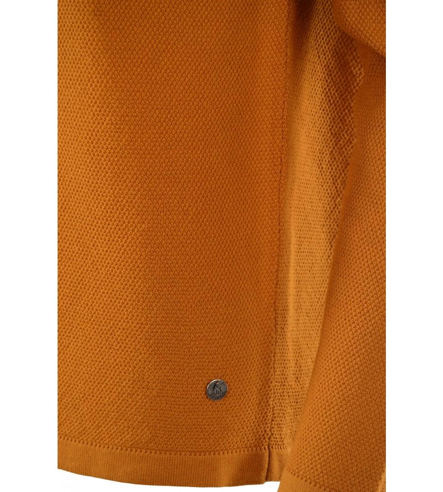 Pullover mit Rollsaum 18941-405 detail1