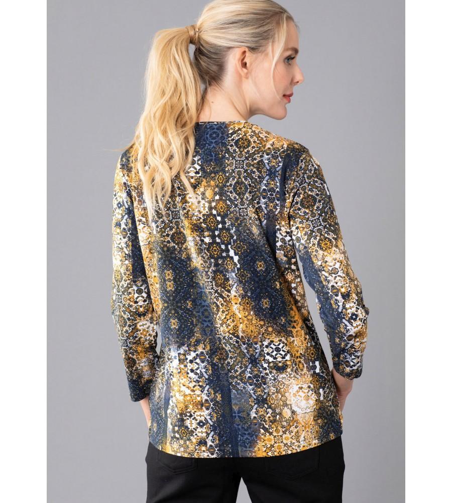 Shirt Alloverprint 18966-990 back