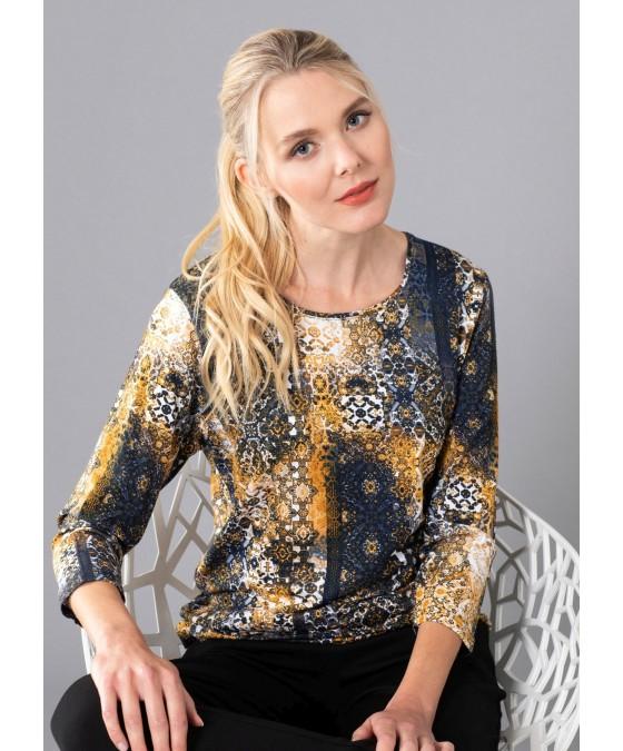 Shirt Alloverprint 18966-990 front