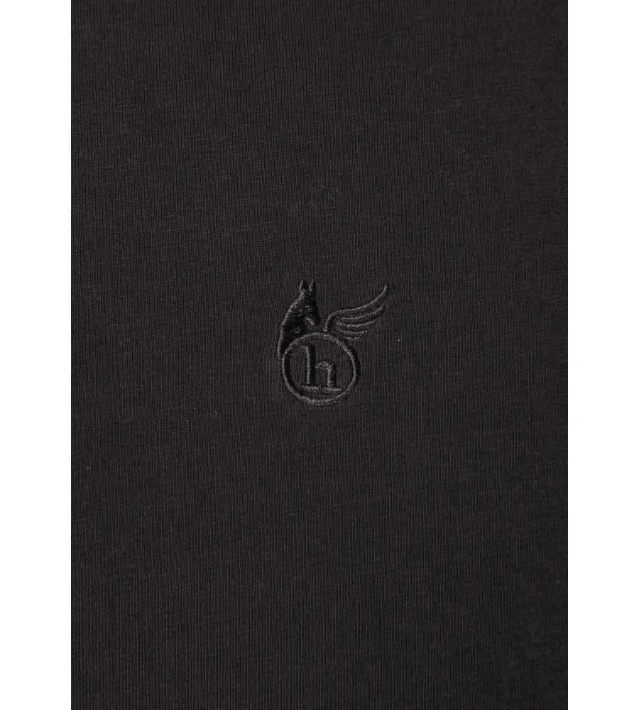 Rundhals-T-Shirt 20002-2-100 detail1