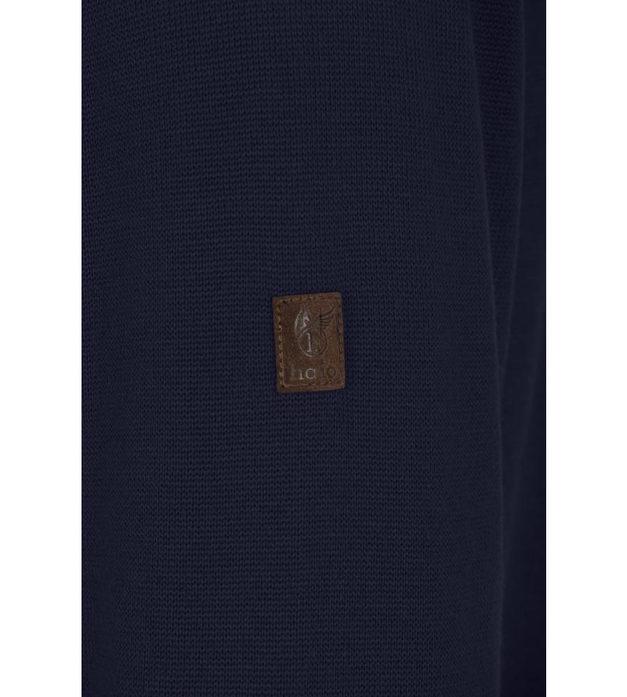 Innovativer Strickpullover mit Baumwoll-Innenseite 20027-609 detail1