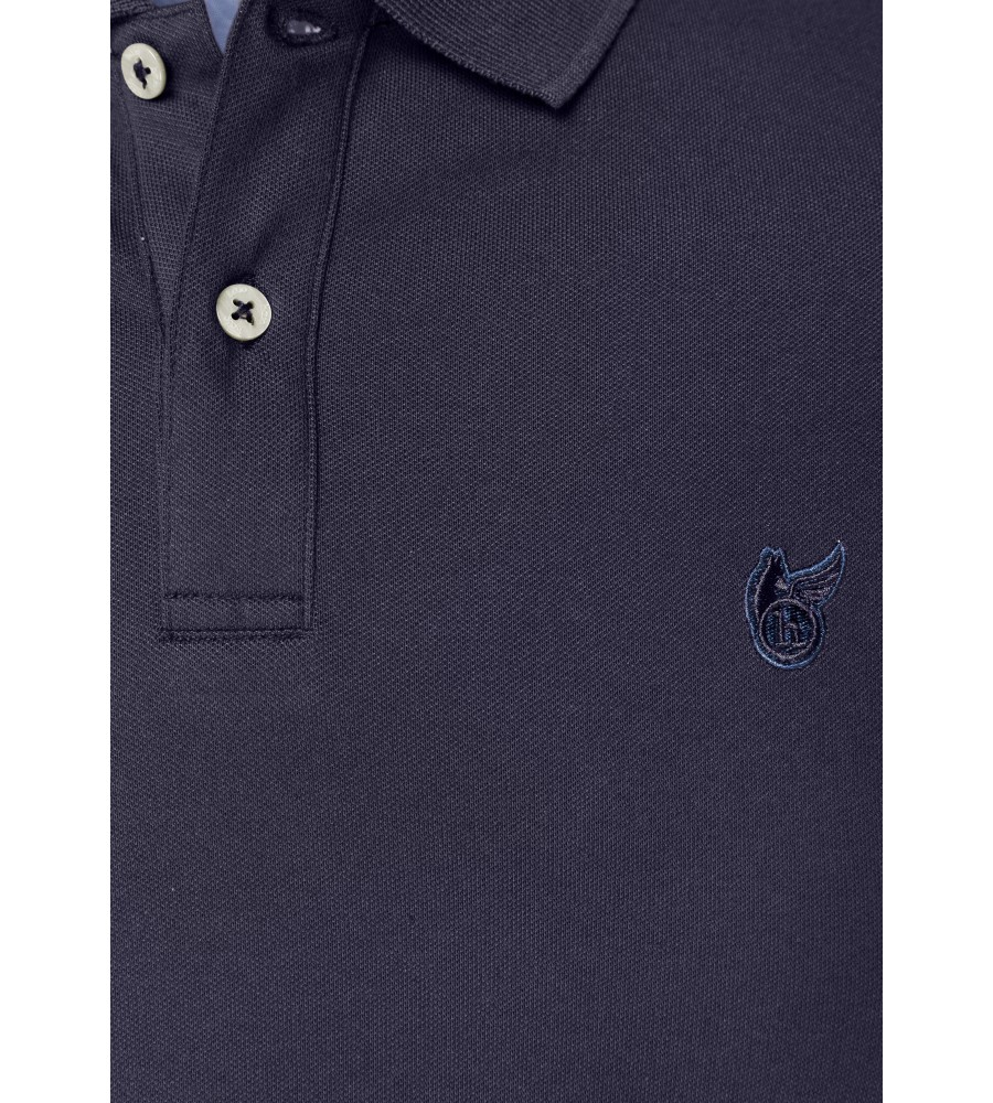 Elastisches Pikee-Polo, Modern-Fit 20057-1X-609 detail1