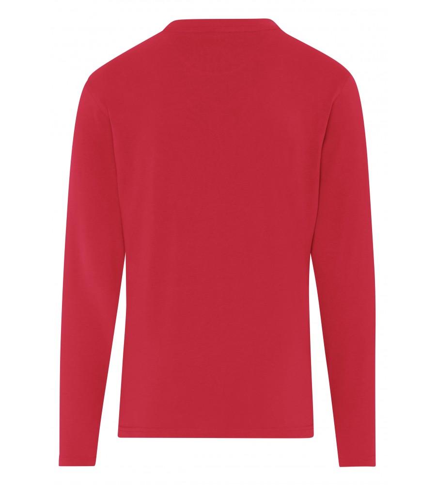 Langarm-T-Shirt 20071-382 back