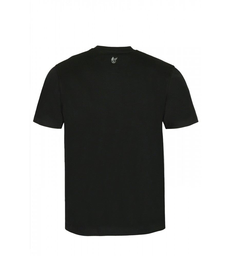 T-Shirt Doppelpack V-Ausschnitt 22000-4-100 back
